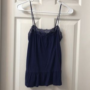 {American Eagle} Lace Tank Top | S